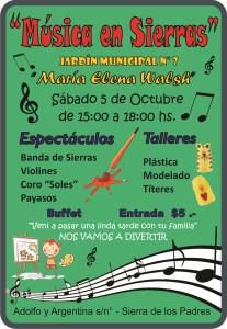 Musical Jardin