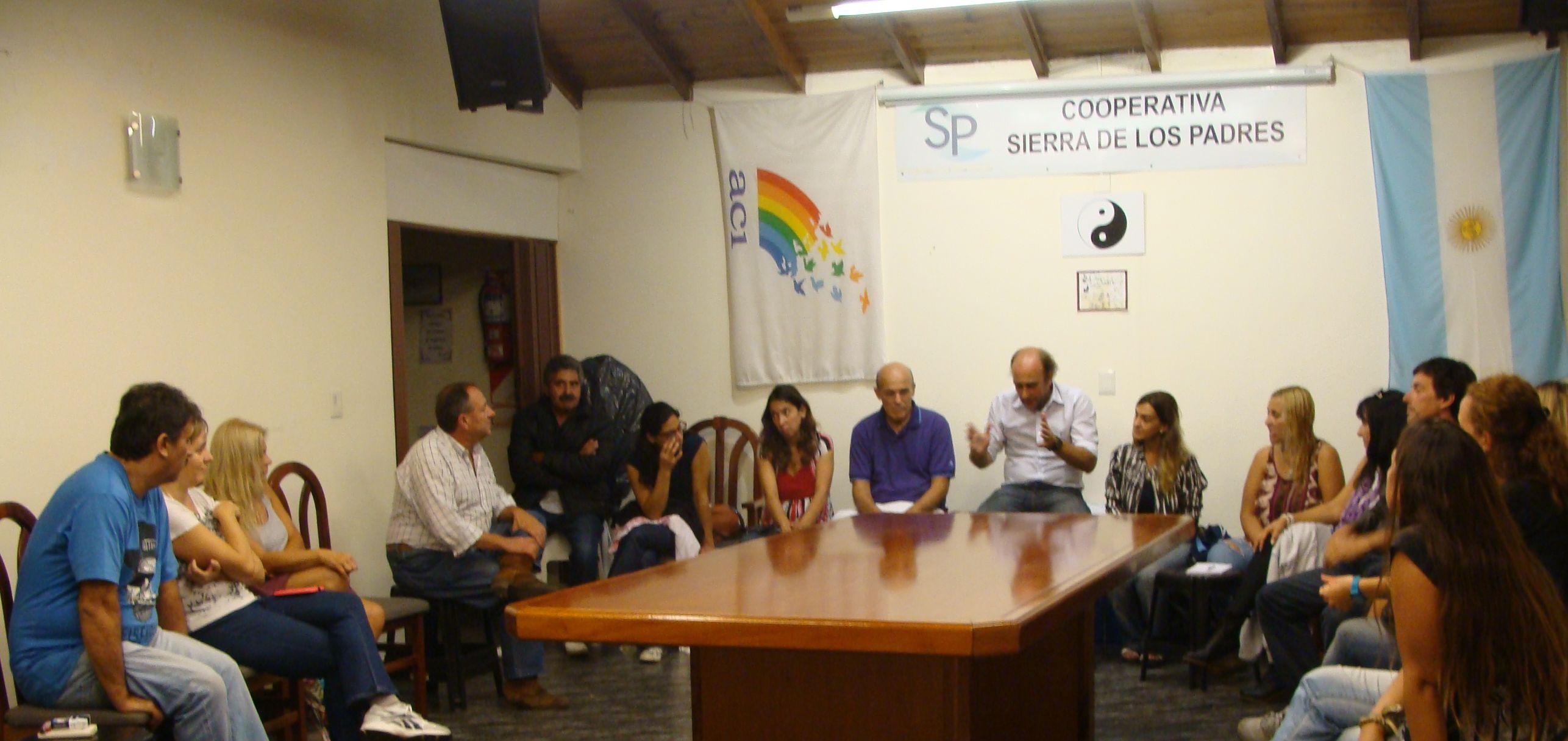 Avanza el proyecto del club social y deportivo sierra de - Proyecto club deportivo ...