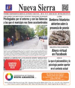 Leete Nueva Sierra 219